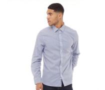 Slim Formell Hemd mit langem Arm Mittel