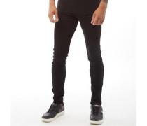 Caden Skinny Jeans Schwarz