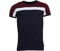 Block 2 T-Shirt Dunkelnavy