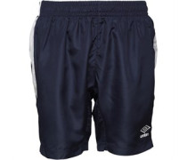 Umbro Junior Embassy Shorts Dark Navy/White