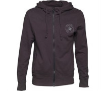Herren Core Chuck Patch Kapuzenjacke Anthrazit