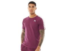 Authentic 222 Banda Coen Raglan T-Shirt Burgunder