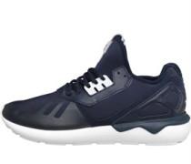 Herren Tubular Runner Sneakers Blau