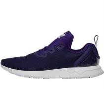 Herren ZX Flux ADV Asymmetrical Sneakers Purple