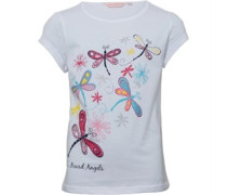 Board Angels Junior Dragonfly T-Shirt White