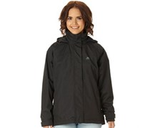 Trespass Damen Nana 3in1 Performance Jacket Schwarz