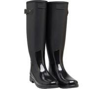 Refined Tall Gloss Duo Gummistiefel  lackiert