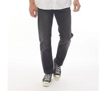 Cadman Jeans mit geradem Bein Verwaschenes