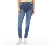 Lola Skinny Jeans Verwaschenes