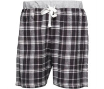 Onfire Herren Pyjama Shorts Kariert