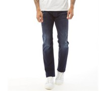 Safado-R RF48N Jeans mit geradem Bein Dunkel