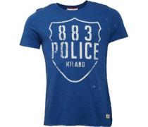 Herren Lando T-Shirt Blau