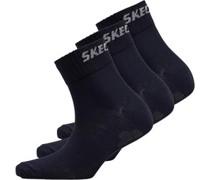 SKECHERS Socken Dunkelnavy