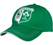Canterbury Ireland Shield Cap IRFU GREEN