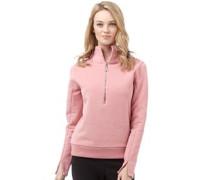 Damen Repay Overhead Sweatshirt Rosa