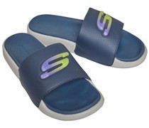 SKECHERS 2.0 Uo Logo Slides Sandalen