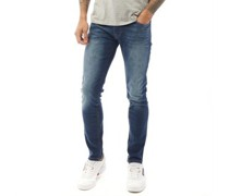 Barbeck Jeans in Slim Passform Mittel