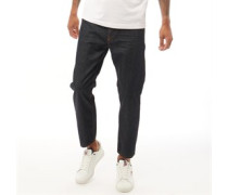 Rhial R8E50 Jeans in Slim Passform Dunkel