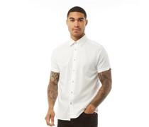 Wallao Oxford Hemd mit kurzem Arm