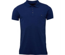 Diesel Mens Hamal Polo Blue