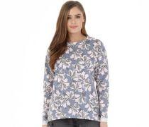 Firetrap Damen Ameo Floral Sweatshirt Mehrfarbig