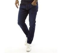 Turalt 407 Jeans in lose Passform Dunkel
