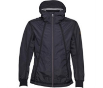Duck and Cover Herren Kempston 2 Technical Deep Jacke Deep Navy