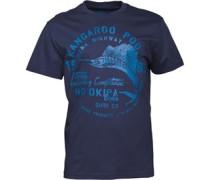 Herren Swordfish T-Shirt Navy