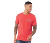 Shade T-Shirt Rot