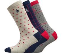 Socken Navy