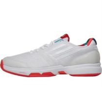 Damen Adizero Ubersonic Speed Tennis Pumps White