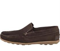 Herren Schuhe Dunkelbraun