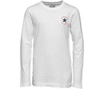 Jungen CTP Left Chest T-Shirt Weiß
