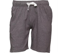 Herren Grindle Shorts Graumeliert
