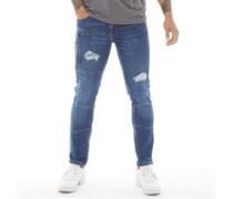 Edengrove Skinny Jeans Mittel