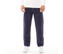 Hal Jeans in Slim Passform Navy
