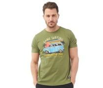 T-Shirt Hellkhaki