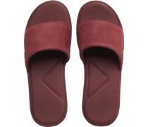 Herren L.3 Slide Sandalen Rot