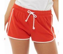 Lillian Jersey Shorts Rot