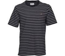 Herren Kimmeridge T-Shirt Navy
