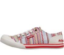 Jazzin Korma Freizeit Schuhe Rot
