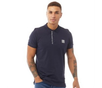 Evaline Reflect Polohemd Navy