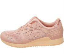 Damen Gel Lyte III Sneakers Rosa