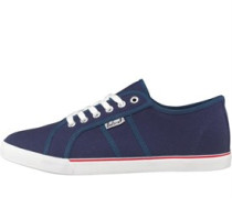 Herren Freizeit Schuhe Indigo Blue