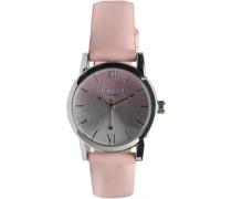 Lipsy Damen Armbanduhr Rosa