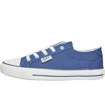 Freizeit Schuhe Indigo