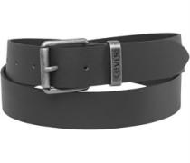 Levi's Mens Gustine Belt Black