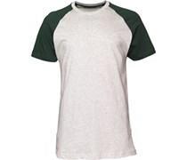 Herren Raglan T-Shirt Ecru