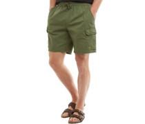 Herren Broadley Shorts Grün