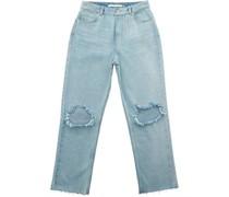 Seba Jeans mit geradem Bein Hell